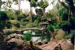 Неяпонский сад